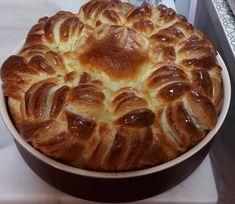 Ψωμί το διαφορετικό !!!!!! ~ ΜΑΓΕΙΡΙΚΗ ΚΑΙ ΣΥΝΤΑΓΕΣ 2 Sweet Pastries, Apple Pie, Food To Make, Recipies, Deserts, Rolls, Food And Drink, Cooking Recipes, Xmas
