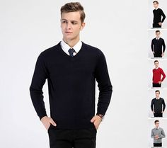 mens-sweater-clothing-fall-2015-sweater-pullover-men-matching-christmas-knitted-sweater-pullovers-vneck-japanese-urban.jpg (500×444)