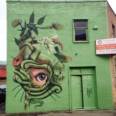 Rocket01 x Faunagraphic in Sheffield, UK. Not new, but a nice photo of the art.