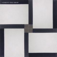 Cement Tile Shop - Encaustic Cement Tile | Zen