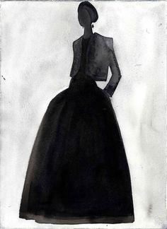 Mats Gustafson, Galerie Bartsch & Chariau » YSL for Vogue Italia, 2002