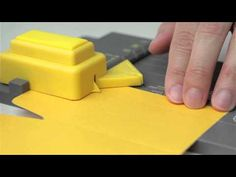 WHAT A COOL TOOL! Gift Bag Punch Box by We R Memory Keepers - YouTube
