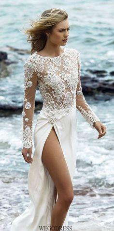 Robe de mari e sexy wedding pinterest sexy for Jolies filles s habillent pour les mariages
