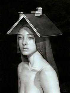Hosber Art - Blog de Arte & Diseño.: Pintura e ilustración por Tran Nguyen