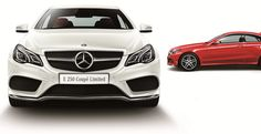 Mercedes Benz introduces special edition 2014 E 250 Coupe exclusive to Japan