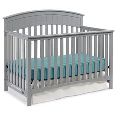 46c586d7503f4e Graco Charleston 4-in-1 Convertible Crib   Target Pebble Grey