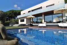 Villa Hermitage, San Andreu de Llavaneras, Costa Maresme