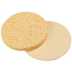 For Pro Compressed Sponge, Yellow, Round, 2.75 Inch, 12 Count * Check out the image by visiting the link.