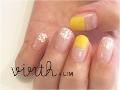 yellow × white | 桑原里佳 | 5 AUG. 2015 | LIM | LESS IS MORE