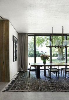 stefano moreno et lionel jadot architectes / residence privé, luxembourg