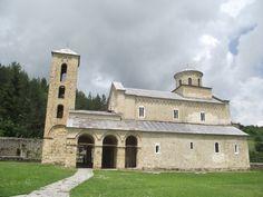 Monastère de Sopocani, 12ème siècle