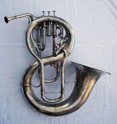 Antoniophone - Bb Baritone (1880)