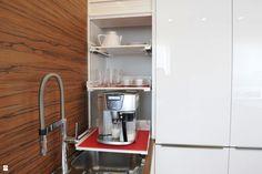 Ekspres na wysuwanych półkach EXTENDO - zdjęcie od PEKA - Kuchnia - Styl Nowoczesny - PEKA