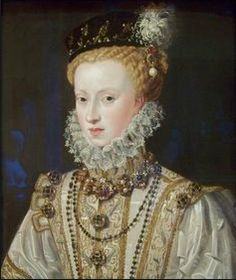 Juana of Austria, Princess of Portugal by Alonso Sanchez Coello 1573