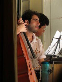 Como músico e sonoplasta, em O Cheiro do Tempo, 2014