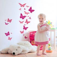 Vinilo Decorativo: Mariposas