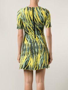 Kenzo Vestido Amarelo - Emerson Renaldi - Farfetch.com
