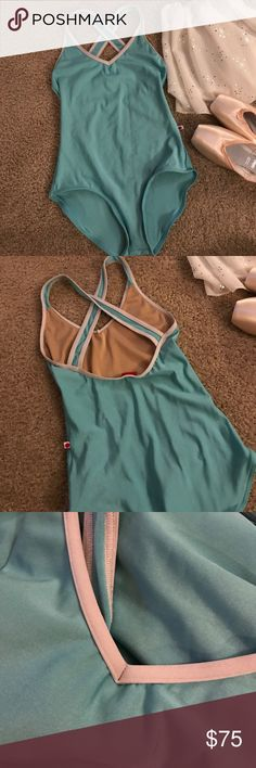 Yumiko Ballet Leotard medium Fully lined • Medium • only worn a few times • price not firm Yumiko Other