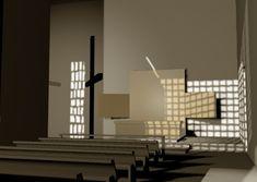 Galería de Clásicos de Arquitectura: Capilla de las Capuchinas / Luis Barragán - 2