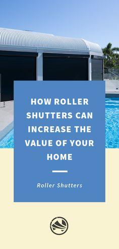 Roller Shutters, House Windows, Insulation, Canning, Home, Blinds, Home Windows, House, The Shutter