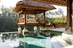 Wow this is fantastic. Not sure you'd be able to get me to leave! Viceroy Bali