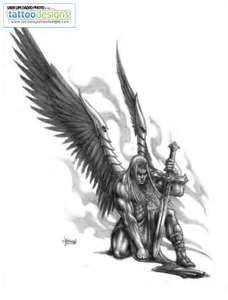 700 Warrior Angel Tattoo 1634661266jpg