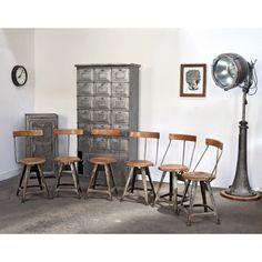 Rowac Industrial Chairs