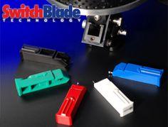 SwitchBlade Technology - Wizard™ Computerized Mat Cutters