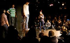 NYC Comedy Calendar – Ongoing Stand-up, Improv and Sketch Comedy Shows and Classes in New York City / nycgo.com
