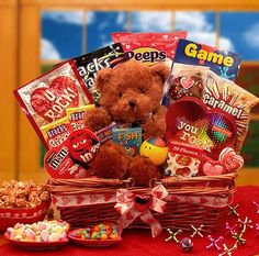 You Rock! Valentines Gift Basket for Kids | Buy at All About Gifts & Baskets (http://www.aagiftsandbaskets.com/you_rock_valentines_gift_basket_for_kids.html)