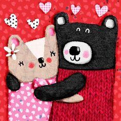 Bear hugs ^______________^
