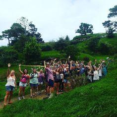 Hobbiton crew! @hobbitontours #studyabroad #studyabroadwaikato #exchange #exchangewaikato #studywaikato #waikato #campuslife #studentlife #newzealand #nzsummer #kiwisummer #blessed #travel #study #nz #international #internationalstudent #newplaces #nature #sae2016 #studyabroad2016 #exchange2016 #oweek #ori2016 #green #teamawesome #newfriends #adventure by waikatostudyabroad