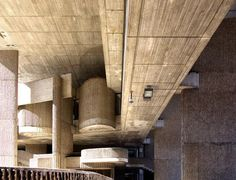 "How ""Heroic: Concrete Architecture and the New Boston"" Hopes to Reclaim America's Concrete Heritage,Paul Rudolph, Government Service Center Image © Mark Pasnik Parametric Architecture, Concrete Architecture, Concrete Building, Concrete Blocks, Boston Architecture, Modern Architecture, Boston City Hall, Paul Rudolph, Brutalist Buildings"