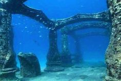 5 lugares increibles bajo el agua!!