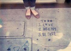 i love lists1, 2 , 3 ...... go!|