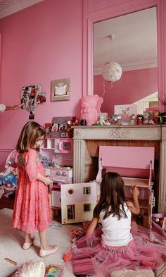 Tracy Francelet-Bouchard et Jean-Philippe Bouchard, Léonie 7 ans et Aimée 4 ans - The Socialite Family