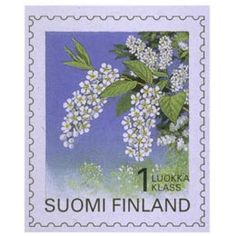 Prunus, Postage Stamps, Finland, History, Paper, Stamps, Flowers, Historia, Peach