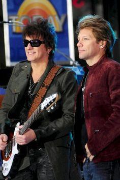 Richie Sambora is replaceable says Jon Bon Jovi