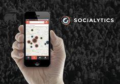 Másters y Postgrados - Web y medios digitales |  Título: Socialytics |  Autor: Enric Blasi, Karla Dorado, Miquel Mir Miquel i Hugo Parada |  Escuela: Elisava | Núm: 370