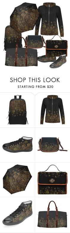 3D Psychedelic by ivaw on Polyvore