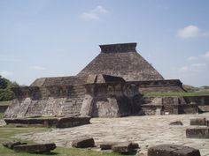 El Tajín, Veracruz, México.