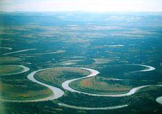 Oxbow lake - Wikipedia, the free encyclopedia