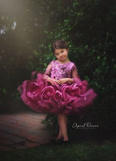 Pagent Dresses For Girls, Beauty Pageant Dresses, Pageant Hair, Cute Little Girl Dresses, Cute Girl Outfits, Baby Girl Dresses, Baby Dress, Kids Outfits, Flower Girl Dresses