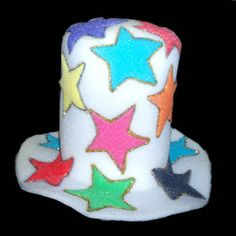 Crazy Hats, Foam Crafts, Quinceanera, Birthday Candles, Crafts For Kids, Easter, Party, Ideas, Educational Activities