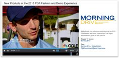 Golfler Featured On The Golf Channel's Morning Drive