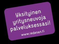 Yksityinen yritysneuvoja - Redesan Oy