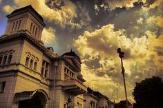 Water Closet on the Sky. Found at Jogjakarta art Festival :))