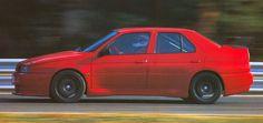 Alfa Romeo 155 GTA 1991