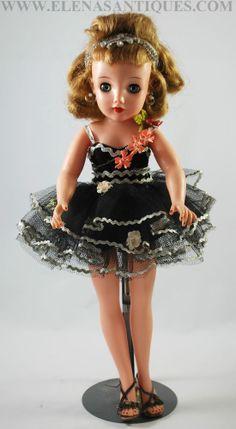 Vintage Ideal Doll VT - 18
