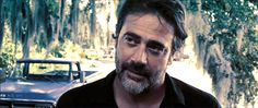 Pin for Later: Jeffrey Dean Morgan Has Been So Damn Sexy For Years, and We Need to Finally Honor It When He Made Even the Swamp Look Inviting